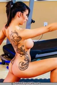 Brianna Presents Big Boob Workout 28