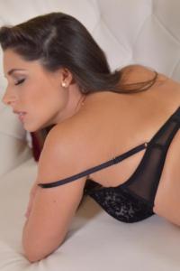Beautifuly Busty Brunette Babe Zafira 12