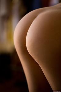 Aubrey Star Rubs Her Breasts 06