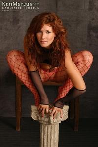 Redhead Slut Masturbating 03