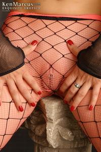 Redhead Slut Masturbating 07