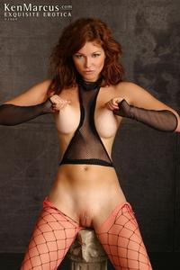Redhead Slut Masturbating 09