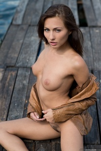 Michaela Issizu Nude 03