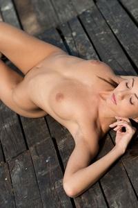 Michaela Issizu Nude 04