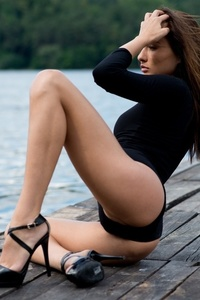 Michaela Issizu Nude 08