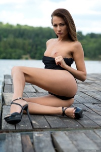 Michaela Issizu Nude 10