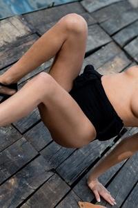 Michaela Issizu Nude 11