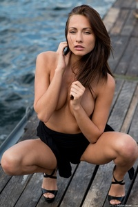 Michaela Issizu Nude 12