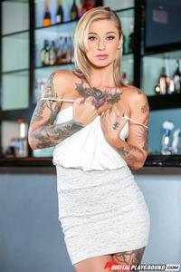 Tattooed Babe Kleio Valentien 00