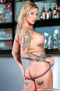 Tattooed Babe Kleio Valentien 07