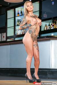 Tattooed Babe Kleio Valentien 08