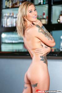 Tattooed Babe Kleio Valentien 12