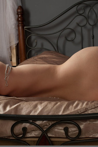 Terry A Poses Naked In Erotic Art Pictures 06
