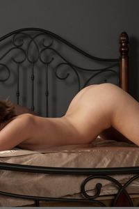 Terry A Poses Naked In Erotic Art Pictures 07