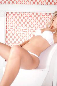 Naughty Blonde Hannah Martin 00