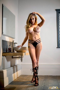 Lucy-Anne Brooks In The Mirror 11