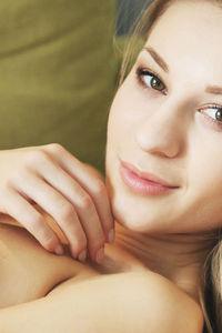 Sweet Blonde Felicity Nude 05