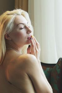 Angelic Jill Posing Naked 03
