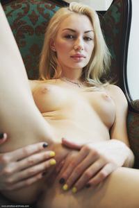 Angelic Jill Posing Naked 13