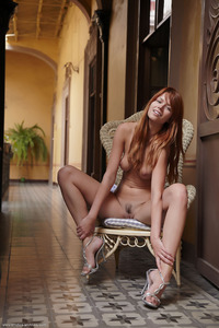 Gorgeous Redhead Girl Kami 12