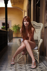Gorgeous Redhead Girl Kami 13