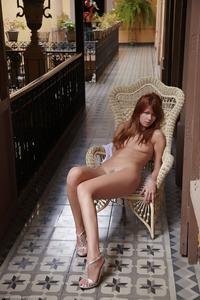 Gorgeous Redhead Girl Kami 14