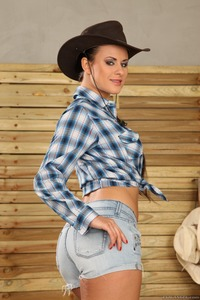 Sexy Cowgirl 01