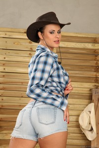 Sexy Cowgirl 03