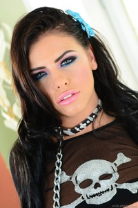 Sexy Adriana In Little Skirt 08