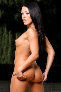 Hot Tattooed Babe Megan Rain Perfect Round Ass 13