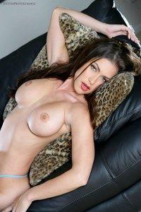 Jessica Jaymes Blue Lingerie 07