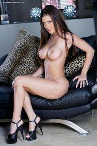 Jessica Jaymes Blue Lingerie 10