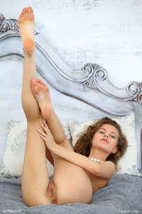 Sexy Angel Rosel Wishes You Good Morning 06