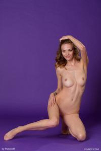 Lena A In A Purple Dream 03