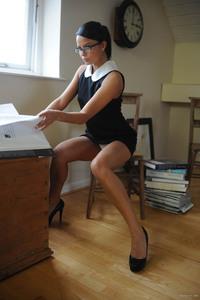 Girlfolio Sasha Erotic Lecture 02