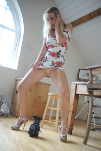 Hayley Marie Dress Strip 05