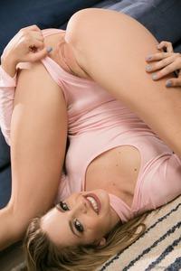 Kimmy Granger In Sexy Pink Bodysuit 06