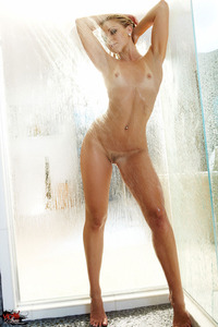 Lena Nicole Showers Her Naked Body 06