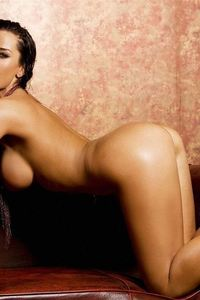 Laura Lee Nude On The Couch 03