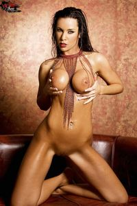 Laura Lee Nude On The Couch 04
