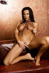 Laura Lee Nude On The Couch 07