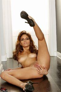 Valerie Rios Strips Naked 07