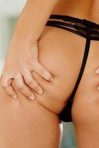 Nicole Aniston Black Heels 03