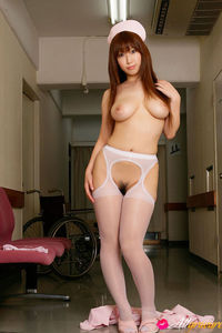 Ai Sayama Big Tit Nurse 07