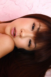 Hot Asian Beauty Aki Hoshino Posing In The Studio 04