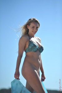 Hayley Marie Balcony 07