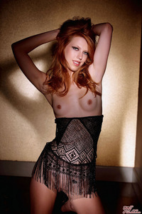 Pepper Kester Sexy Redhead Babe 09