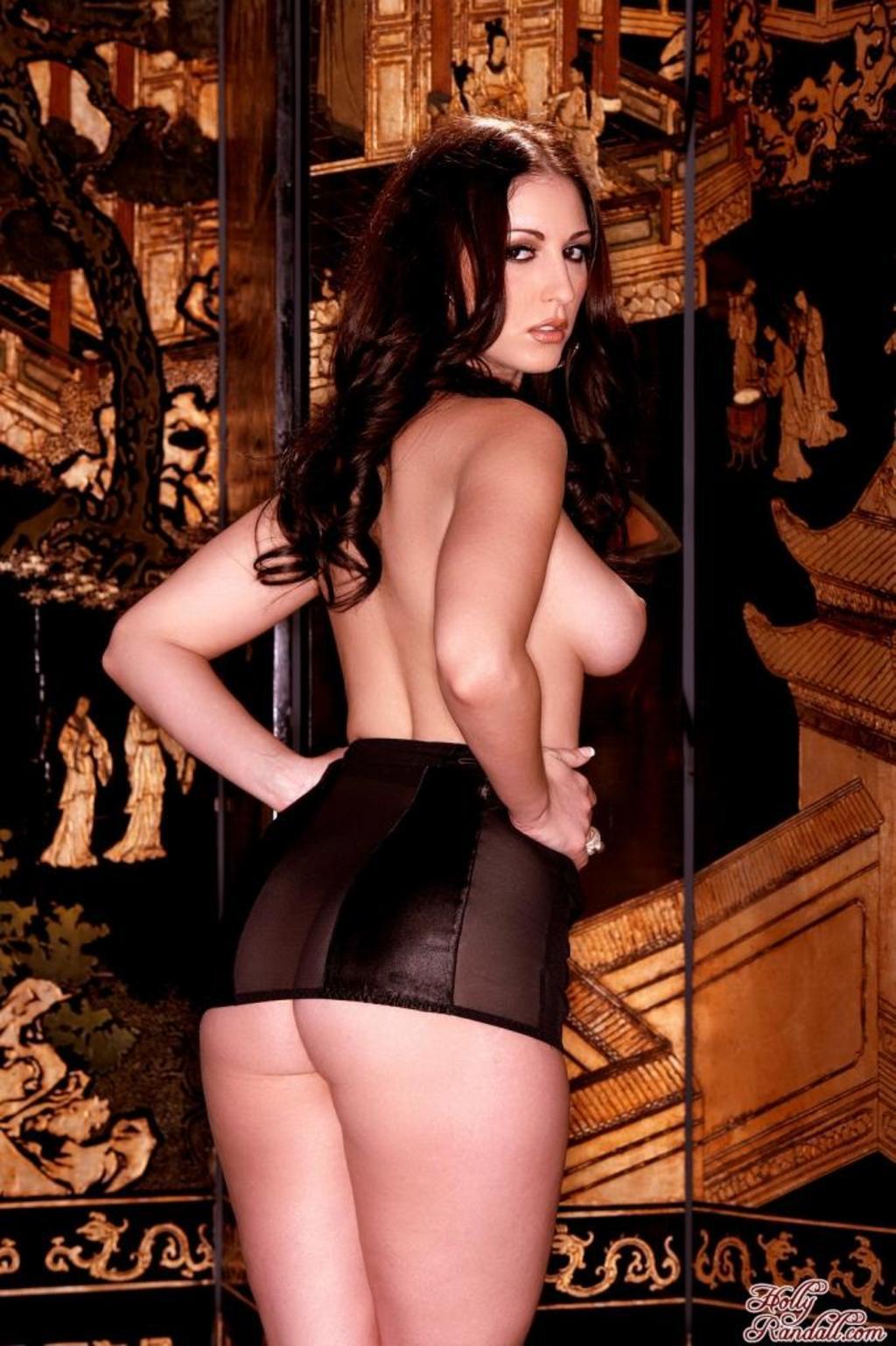 Carlotta Champagne Hot Nude Babe 06