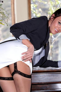 Rahyndee James Stockings 07
