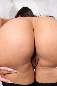 Big Assed Latina MILF Mercedes Carrera Strips 06